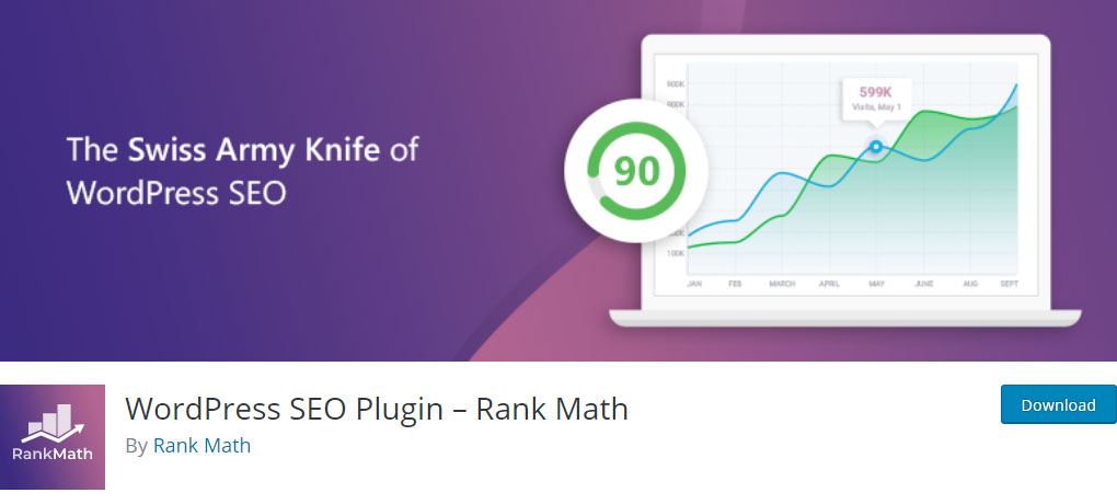 WordPress SEO Plugin – Rank Math