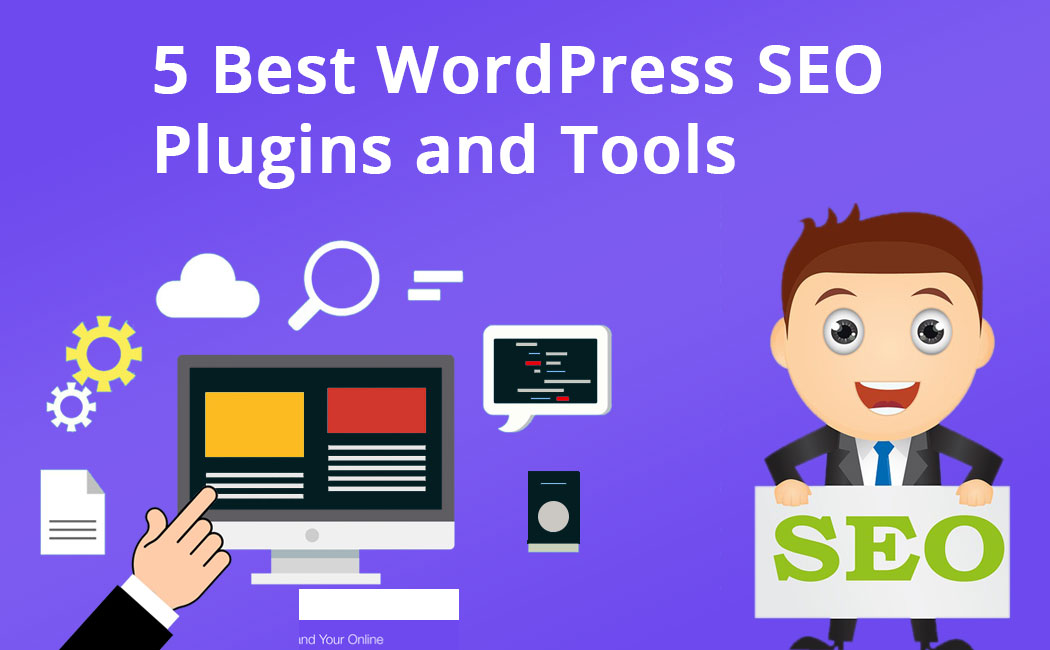 5 best WordPress SEO Plugins and Tools